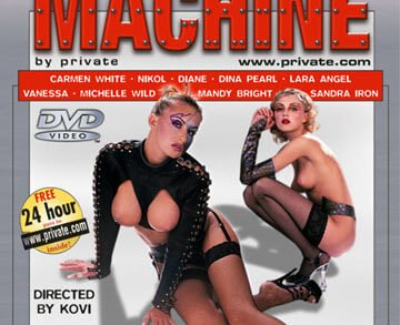 Private - Pirate Fetish Machine 8 Fetish Academy