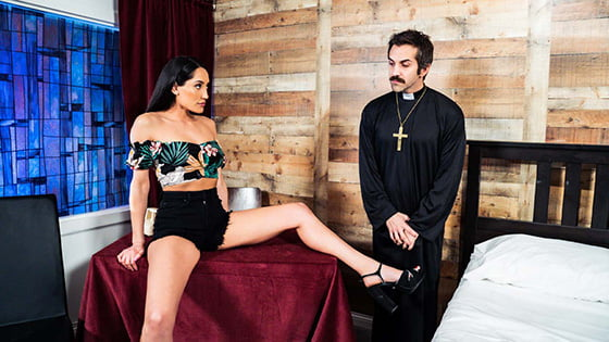 PurgatoryX – Chloe Amour – Beauty and the Priest Vol 2 E2, Perverzija.com