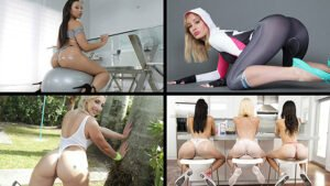 BFFS – Andi Rose, Mila Monet And Nikole Nash – Conventional Hotties, Perverzija.com