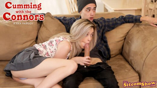ThatSitcomShow - Lexi Lore - Cumming With The Connors - It Must Be Love