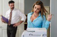 BigTitsAtWork – Natasha Nice – Office Initiation