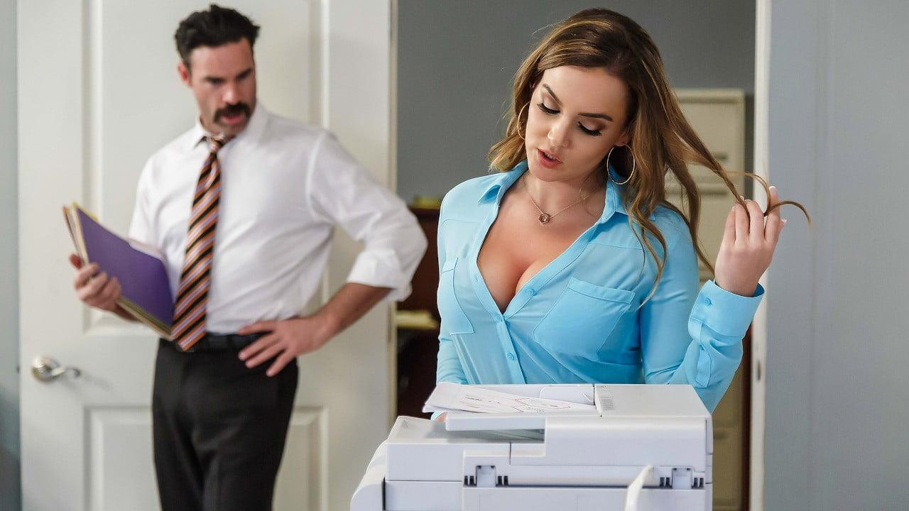 BigTitsAtWork – Natasha Nice – Office Initiation, Perverzija.com