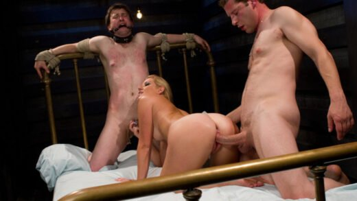 DivineBitches - Ashley Edmonds - Most Humiliating Cuckold Reality Ever Documented!