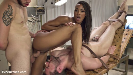 DivineBitches - Nikki Darling - Cuckolding Therapy