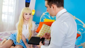 PenthouseGold – Kenzie Reeves Takes Care of Dad's Best Friend, Perverzija.com
