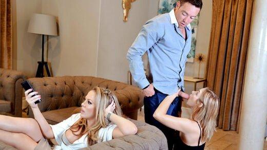 FamilyStrokes - Kasey Miller - Shop Till You Suck Cock