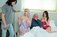 FamilySwap – Artemisia Love And Indica Monroe – Swap Mom Keeps Touching My Penis