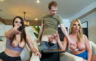 FreeUseMILF – Ava Madison And Rachael Cavalli – What Stepfamily Is For
