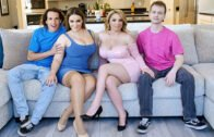 MomSwap – Lilly James And Christy Love – No Tramps Allowed