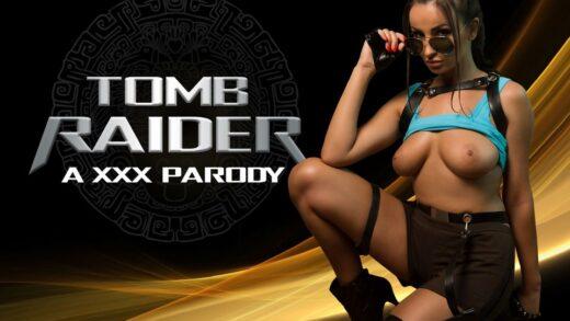 VRCosplayX - Alyssia Kent - Tomb Raider A XXX Parody (Smartphone)