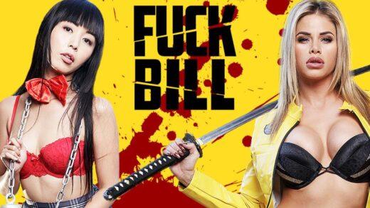 VRCosplayX - Marica Hase And Jessa Rhodes - Fuck Bill (Smartphone)