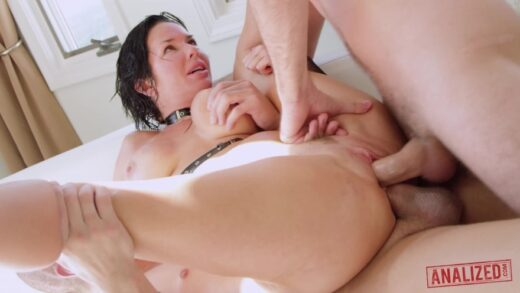 Analized - Veronica Avluv's Ass is Double Fucked