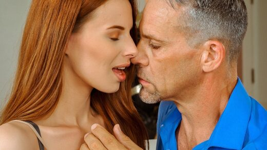 Daddy4K E18 Jillian Janson - Who's going to comfort your girlfriend Your daddy, of course