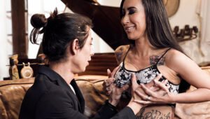 AnalOverdose – Lily Lane And Luna Lovely – Luna and Lily Have Squirtastic Anal Threesome, Perverzija.com
