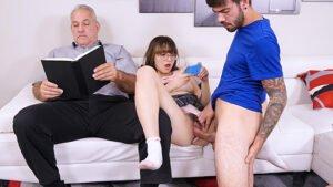 HussiePass – Catalina Ossa – Colombian Teen Gets Some Nasty, Perverzija.com