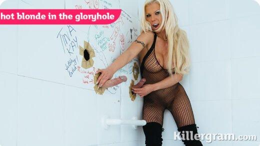 Killergram - Barbie Sins - Hot Blonde In The Glory Hole