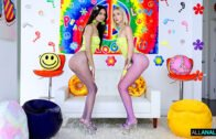 AllAnal – Savannah Bond And Chanell Heart – Ass To Mouth Adventure