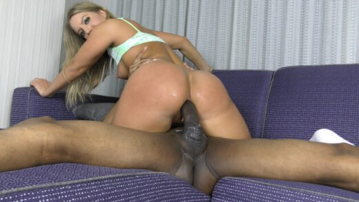 DickDrainers - Candice Dare - Put A Black Baby Inside Her, Use All Her Holes, And The Debt Is Paid!
