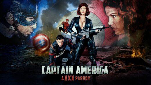 DigitalPlayground - Peta Jensen - Captain America A XXX Parody