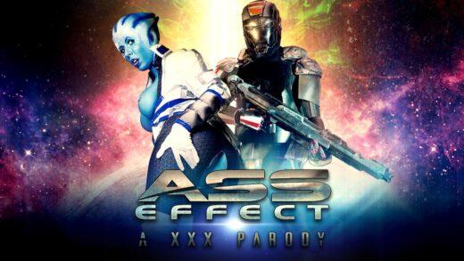 DigitalPlayground - Rachel Starr - Ass Effect A XXX Parody