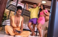 EroticSpice – May Thai And Tina Fire – Cum Play Games With Us