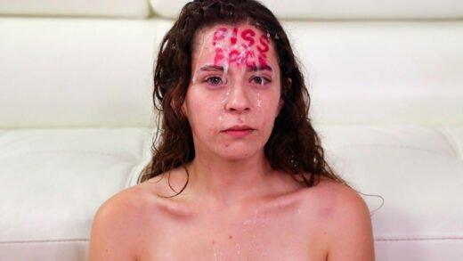FacialAbuse E743 Her Forehead Tells A Tale