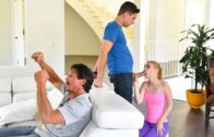 FamilyStrokes – Gabriela Lopez – Grounded And Horny