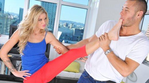 FootsieBabes - Jessa Rhodes - Slender And Flexible