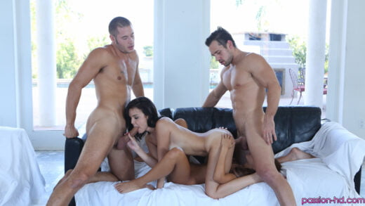 Passion-HD - Madison Ivy And Dillion Harper - Dinner Date