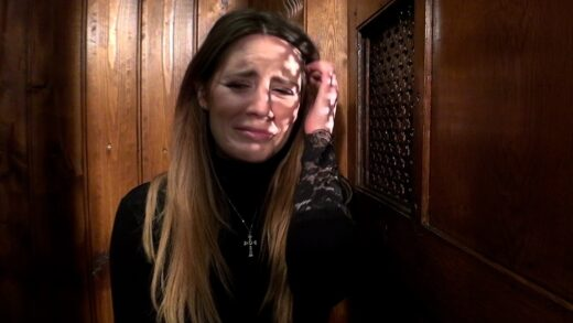 Private - Samantha Bentley Gets a Huge Facial in I Confess