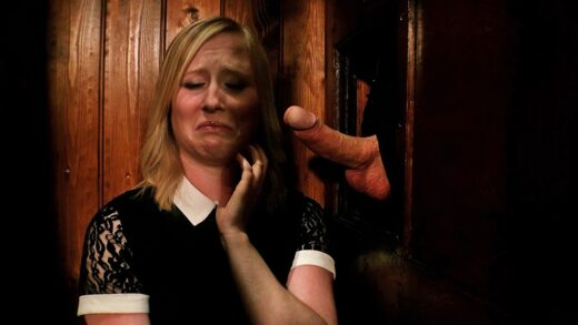 Private - Satine Spark - Nympho Blonde Satine Spark Is Cleansed By The Priest's Big Dick