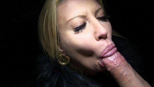 PublicAgent - Crystal Joy - Park Bench Sex with Big Boobs