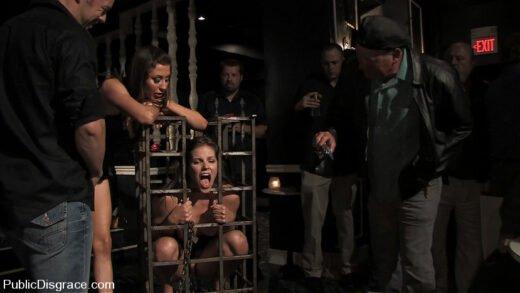 PublicDisgrace - Bobbi Starr - Bobbi Starr Returns To Public Disgrace