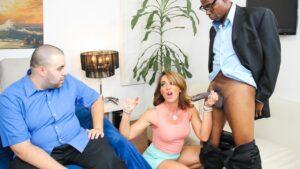 PornWorld – Francys Belle – Gold Coach Uses his Big Black Driver to Make Francys Belle Squirt Hard, Perverzija.com