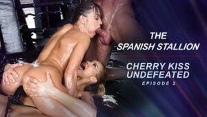EvilAngel – Alyssa Reece And Cherry Kiss – The Spanish Stallion: Undefeated S02, Perverzija.com