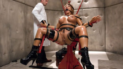SexAndSubmission - Ava Devine - The Mad Scientist And His Cheating Wife