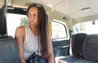 SexInTaxi – Dhalia Janeiro – She forgot money at home