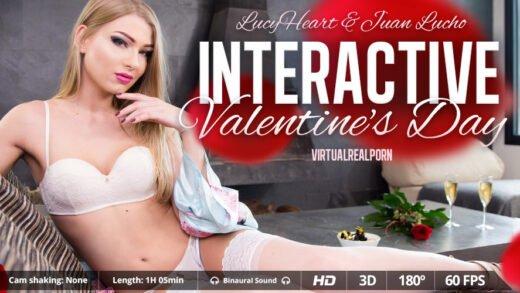VirtualRealPorn - Lucy Heart - Interactive Valentine's Day