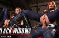 Wicked – Elena Koshka And Lacy Lennon – Black Widow XXX