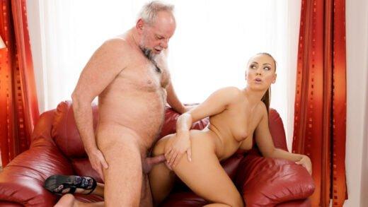 21Sextreme - Ornella Morgan - Pleasing Naughty Grandpa