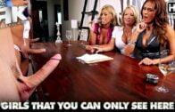 CFNMSecret – Bridgette B, Rachel Love And Monique Fuentes – Who Got Served