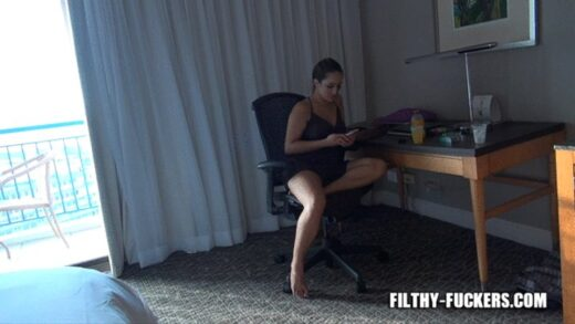 Clips4Sale - FilthyFuckers - Mila Marx - What happens in Puerto Rico with my Stepdaughter stays in her