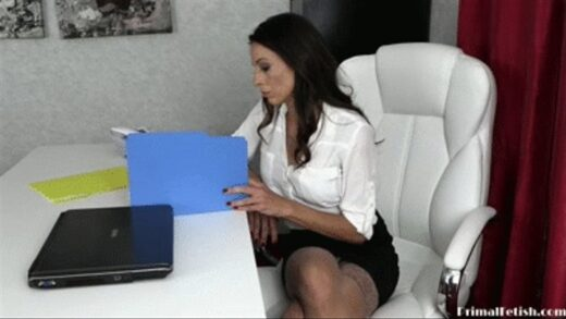 Clips4Sale - PrimalsCustomVideos - Eva Long - Making Free Use of his Boss