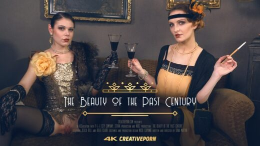CreativePorn - Jessica Bell And Belle Claire - The Beauty of the Past Century