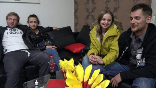 CzechWifeSwap - Czech Wife Swap 6 Part 1 Welcome cum