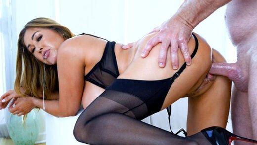 [EvilAngel] Kianna Dior (Busty Cum Slut 8 Part 8 / 09.05.2021)