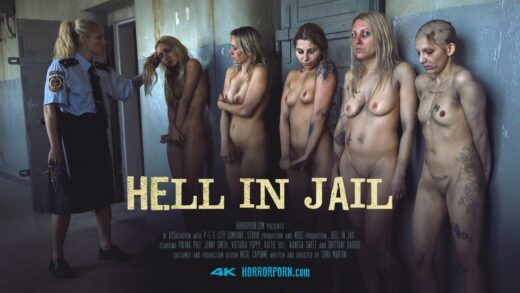 HorrorPorn - Hell In Jail