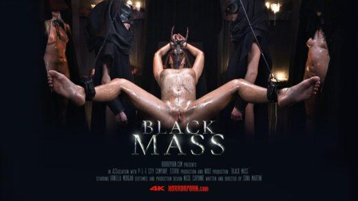 HorrorPorn - Ornella Morgan - Black Mass