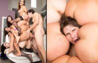JulesJordan – Lexi Lore – Little Lexi Lore Wants A Super Sized Monster Cock Up Her Ass