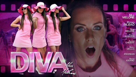 MMPNetwork - Mea Melone, Alexis Cherry, Silvia Dellai, Nomi Melone And Wendy Moon - Diva